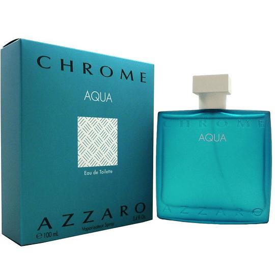 Azzaro Chrome Aqua 100Ml Hombre Edt