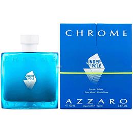 Azzaro Chrome Under The Pole 100Ml Hombre Edt (Nuevo)