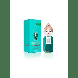 Sisterland Green Jasmine Benetton 80Ml Mujer Edt