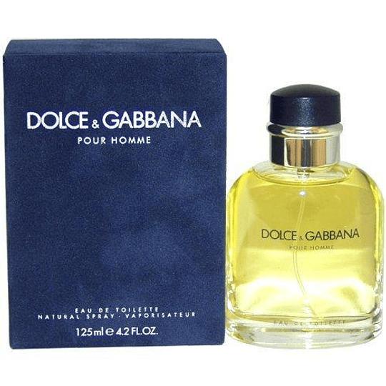 Dolce Gabbana Pour Homme Edt 125Ml Hombre