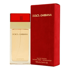 Pour Femme Dolce Gabbana 100Ml Mujer Edt (Discontinuado)