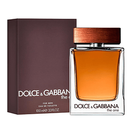 The One Dolce Y Gabbana 100Ml Hombre Edt