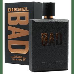 Bad Diesel 125Ml Hombre Edt