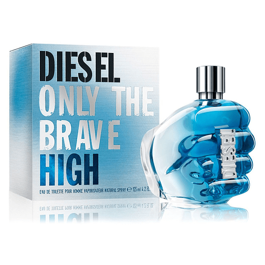 Diesel Only The Brave High 125Ml Hombre Edt