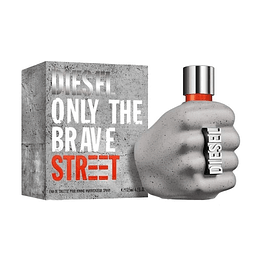 Diesel Only The Brave Street 125Ml Hombre Edt (Nuevo)