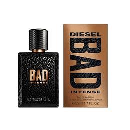 Diesel Bad Intense 50Ml Hombre Edp