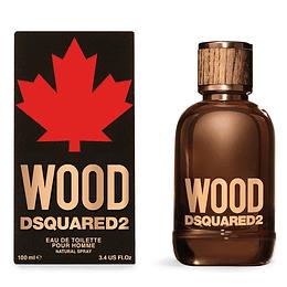 Dsquared2 Wood Pour Homme 100Ml Hombre Edt