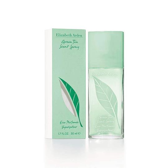 Green Tea Scent Elizabeth Arden 100Ml Mujer Agua De Tocador