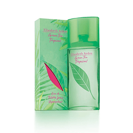 Green Tea Tropical Elizabeth Arden 100Ml Mujer Agua De Tocador