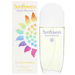 Sunflower Sunlit Elizabeth Arden 100Ml Mujer Edt (Nuevo)