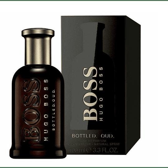 Boss Bottled Oud Hugo Boss 100Ml Hombre Edp (Nuevo)