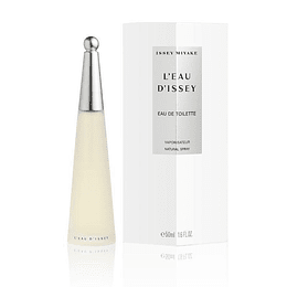 L Eau D Issey Issey Miyake 50Ml Mujer Edt
