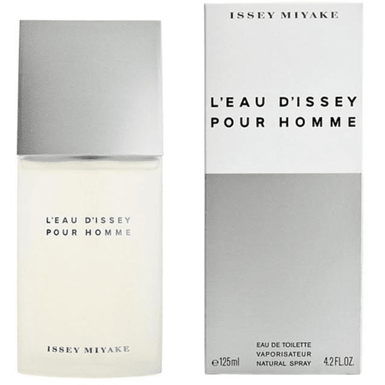 Leau D Issey Issey Miyake 125Ml Hombre Edt