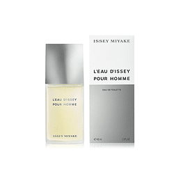 Leau Dissey Pour Homme Issey Miyake 40Ml Hombre Edt