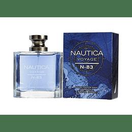 Voyage N-83 Nautica 100Ml Hombre Edt
