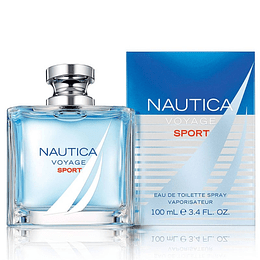 Nautica Voyage Sport 100Ml Hombre Edt