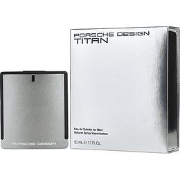 Porsche Design Titan 50Ml Hombre Edt