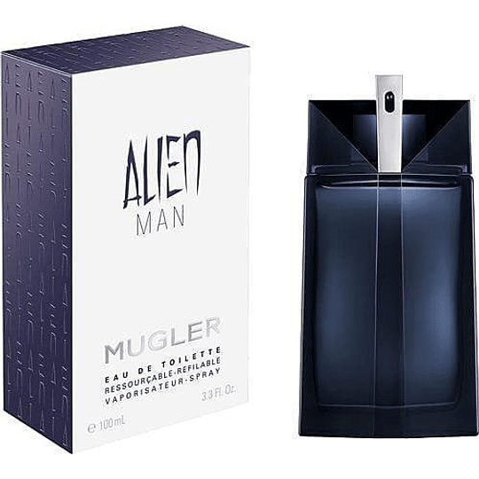 Alien Thierry Mugler 100Ml Hombre Edt