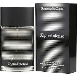 Zegna Intenso 50Ml Hombre Edt