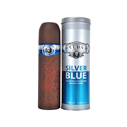Silver Blue Cuba 100Ml Hombre Edt