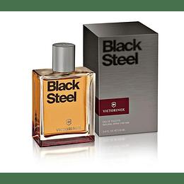 Black Steel Swiss Army 100Ml Hombre Edt