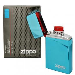 Blue T Zippo 90Ml Hombre Edt