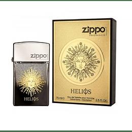 Helios Zippo 75Ml Hombre  Agua De Tocador