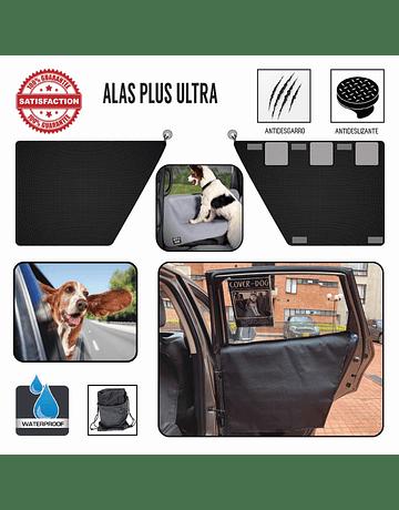 Cover dog PLUS ULTRA con Alas