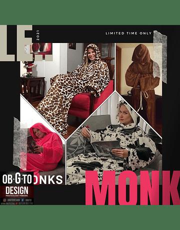 Monk,s Lisa Naranja