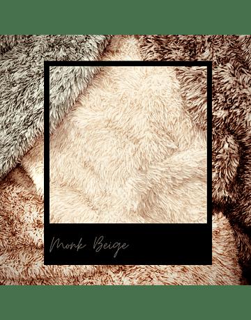 Monk´s Peluche Winter Beige
