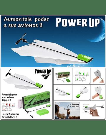 Power Paper Air Plane