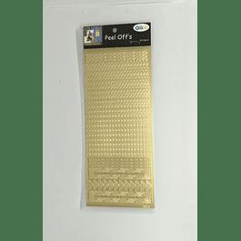 Peel Off's 0041 Dorado