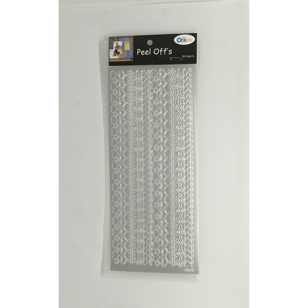 Peel Off's 2068 Plateado