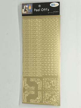 Peel Off's 0081 Dorado