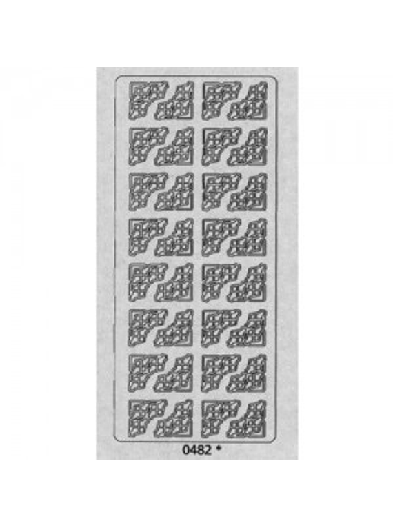 Peel Offs 0482