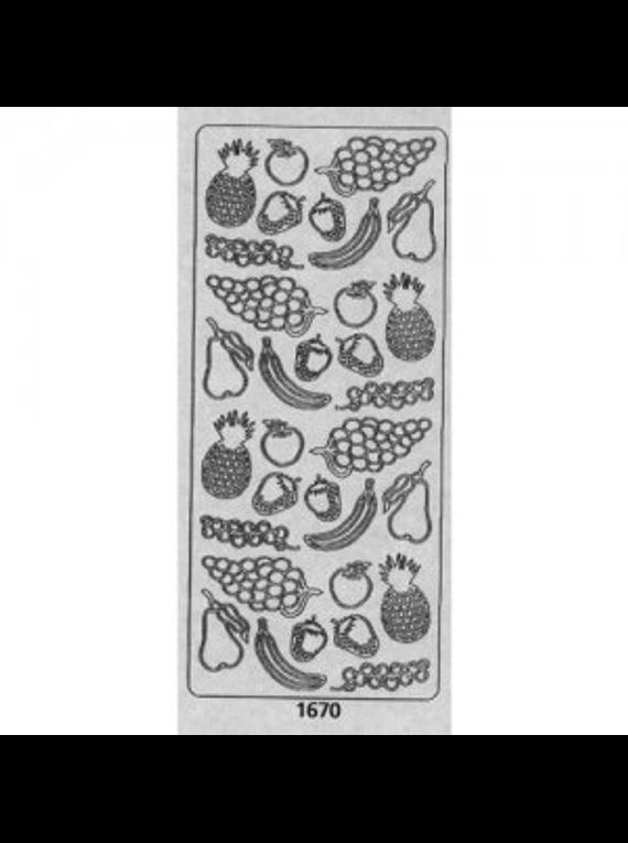 Peel Offs 1670
