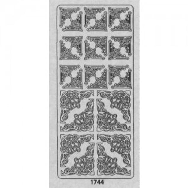 Peel Offs 1744