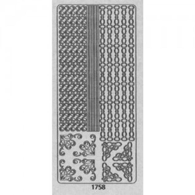 Peel Offs 1758