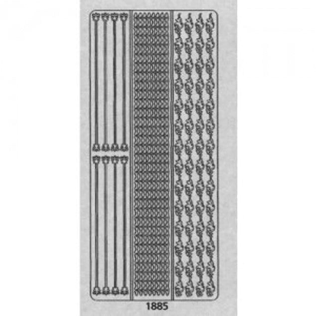 Peel Offs 1885