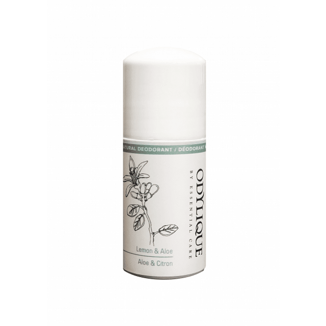 Lemon & Aloe Vera Natural Deodorant