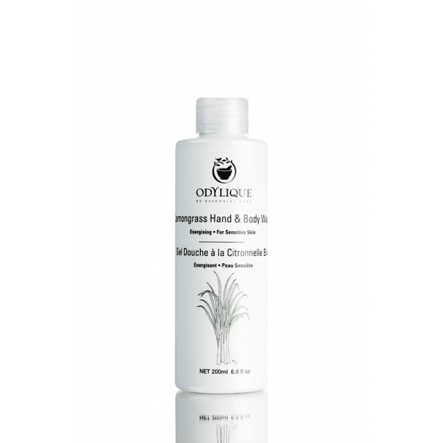 Lemongrass Hand & Body Wash