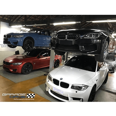 Bmw 320i 328i F30/F20 Repro Remap On-line Remoto