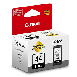 Cartucho de Tinta Canon PG 44 Negro