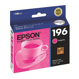 Cartucho de Tinta Epson T196320 Magenta