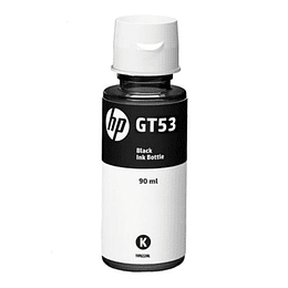 Tinta HP GT53 Black