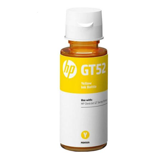 Tinta HP GT52 Yellow