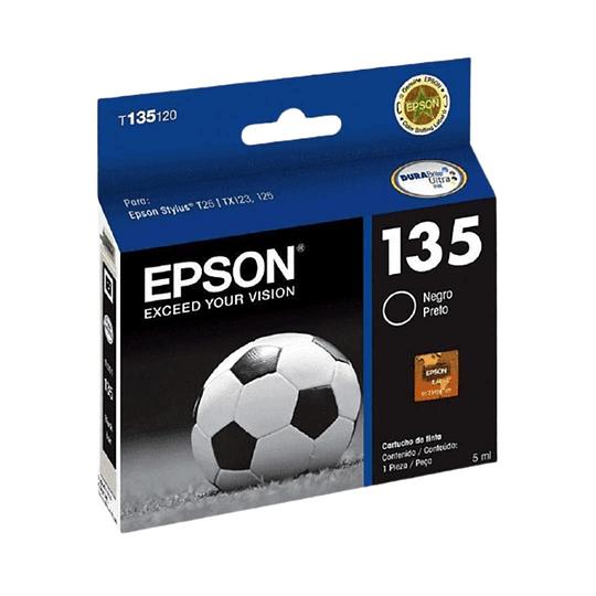 Cartucho de Tinta Epson T135 Negro