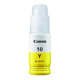 Tinta Canon GI-10 Amarillo