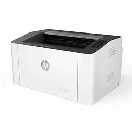 Impresora Láser HP 107W Monocromática