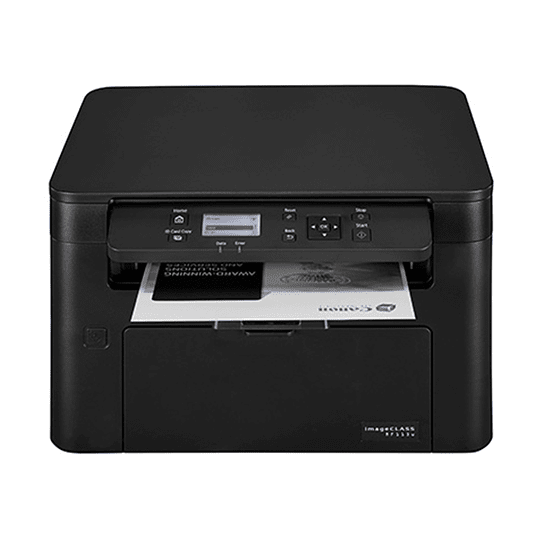 Impresora Láser Multifuncional Canon MF113W